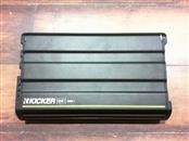 KICKER Car Amplifier CX1200.1